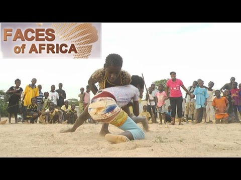 Faces of Africa— Female wrestlers of Senegal part 2 11/13/2016