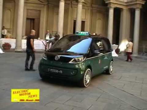 Volkswagen Taxi Elettrico a Milano - Conferenza Stampa Giuseppe Tartaglione Walter De