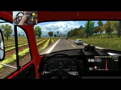 URUGUAY | Clásico Mercedes Benz 1313 | De Durazno a Montevideo Capital