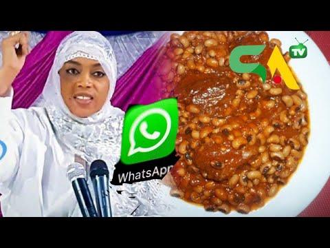 Audio fuité Watasap : Bator sous ndigeul de Aïda Diallo demande à ses talibés sarakhou Ndambé Akk...