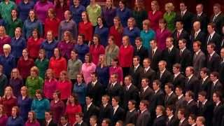 how firm a foundation byu idaho general conference choir