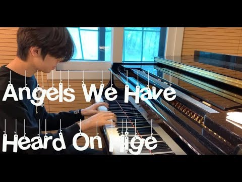 Angels we have heard on high - Piano Improv