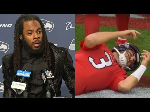 "Richard Sherman BLASTS the NFL's Concussion Protocol: ""It's an Absolute JOKE"""