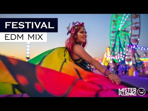 Festival EDM Mix 2017  New Electro House Party Music
