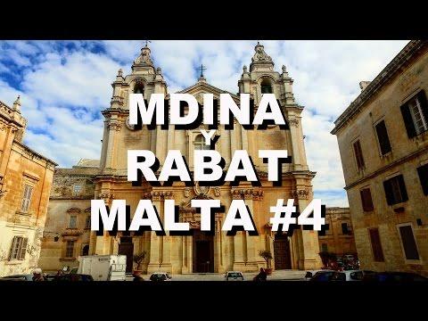 Mdina y Rabat, Viaje a Malta, Vídeo #4 - ¡Qué Gran Viaje! Lee de Caires