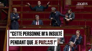 Alexis Corbière accuse une députée LREM de l'insulter pendant qu'il parle