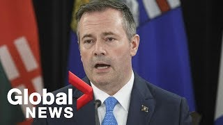 Canada Election: Jason Kenney discusses outcome of 2019 federal election