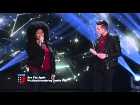 La'Porsha Renae & Trent Harmon- See You Again