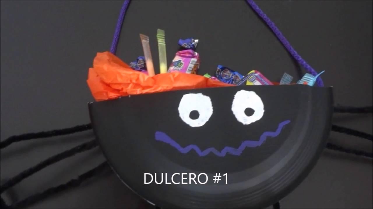 Como hacer dulcero para ni os para halloween ideas faciles - Ideas para hacer en halloween ...