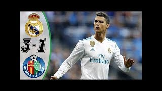 Download Video REAL MADRID vs GETAFE :Liga Santander 2018 buts et résumé du match MP3 3GP MP4