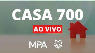 Casa 700 Ao Vivo - 19/03/2021 - Sem. Pedro Pontes