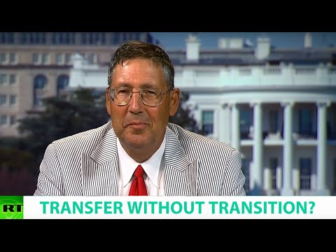 TRANSFER WITHOUT TRANSITION? Ft. John Herbst, Former U.S. Ambassador to Uzbekistan
