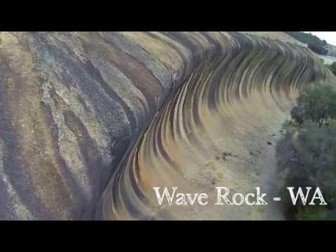 Wave Rock - Hyden WA