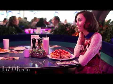 On Set: Gia Coppola's Vegas