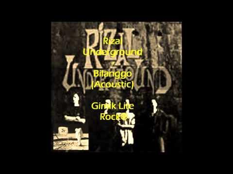 Rizal Underground - Bilanggo (Acoustic)