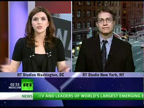 Prosecutions on Wall Street!? Finally...