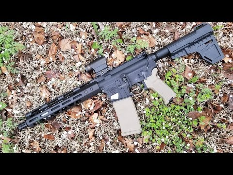 THE CHEAPEST AR 15 ON THE INTERNET (CHEAPER THAN AN AIRSOFT GUN?) CERATAC AR-15