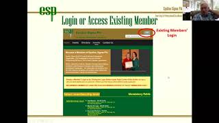 ESP Membership Program User Guide