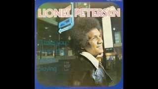Lionel Petersen - I