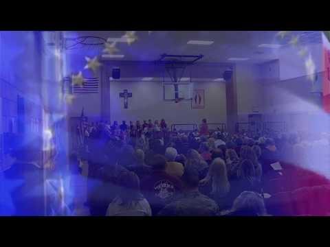 11.09.17 - Holy Spirit Elementary School Veterans Day Program