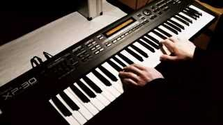 roland xp 30 shadows atmospheric chill out music xp 30 jv 2080 xv 3080
