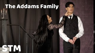 STM - The Addams Family Musical (before)