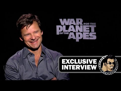 Steve Zahn   WAR FOR THE PLANET OF THE APES 2017