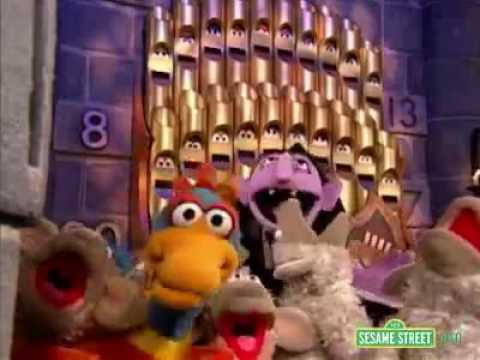 Sesame Street Number Of The Day (All Segments In Order)