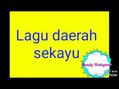 Lagu Daerah Sekayu, Muba, Sumatera Selatan
