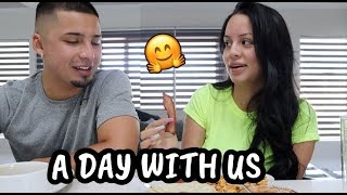 A DAY IN OUR LIFE!