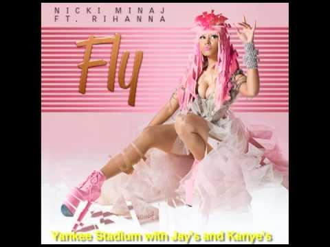 Nicki Minaj feat  Rihanna   Fly Lyrics Music Videos