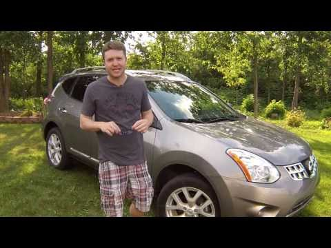 2013 Nissan Rogue Review by Automotive Trends