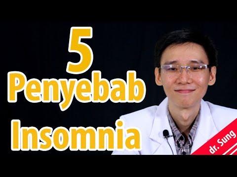 5 Penyebab Insomnia ( susah tidur) yang Perlu Anda Hindari