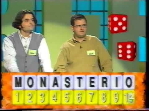 TVE2 Saber Y Ganar 11/11/1998 Jordi Hurtado
