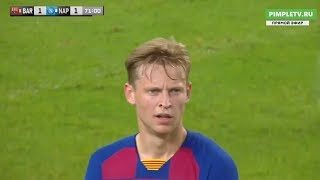 Frenkie de Jong Barcelona 2019-20 ● The Beginning 🔴🔵