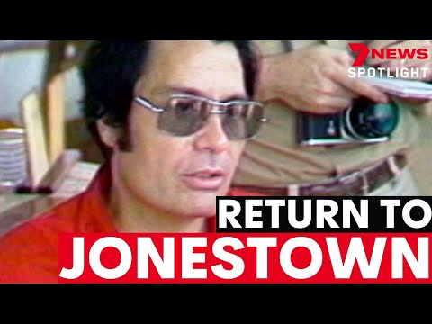 Return to Jonestown | Survivors revisit site 40 years after the tragedy | Sunday Night