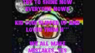 Save my Soul Kid Cudi w/ Lyrics