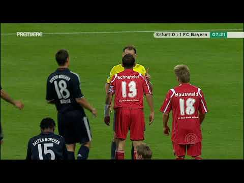 DFB Pokal Rot-Weiß