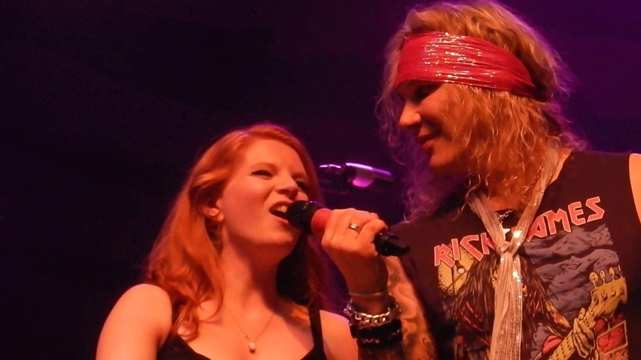 Steel Panther @ AB, 12-10-2016: Girl From Oklahoma - YouTube