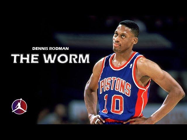 DENNIS RODMAN THE WORM - YouTube