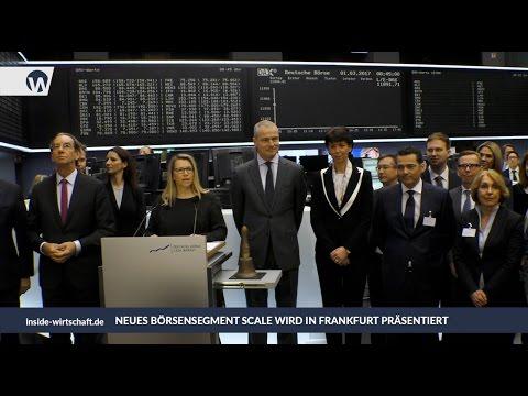 Deutsche Börse: Neues Segment Scale soll mehr Börsengänge bringen