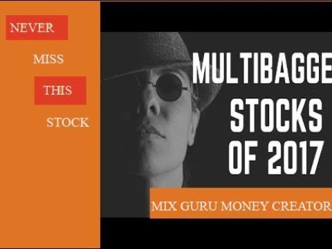 # 1 MULTIBAGGER STOCK - NEVER MISS THIS