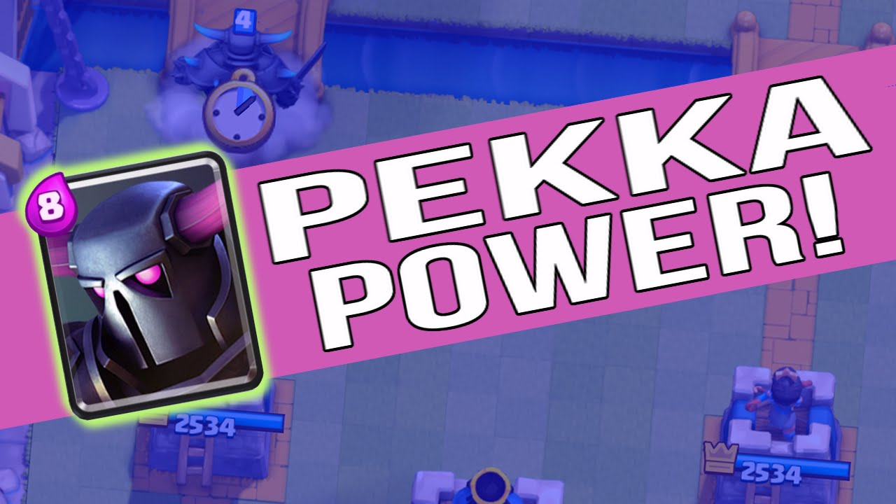 Clash Royale Pekka Pictures To Pin On Pinterest Pinsdaddy