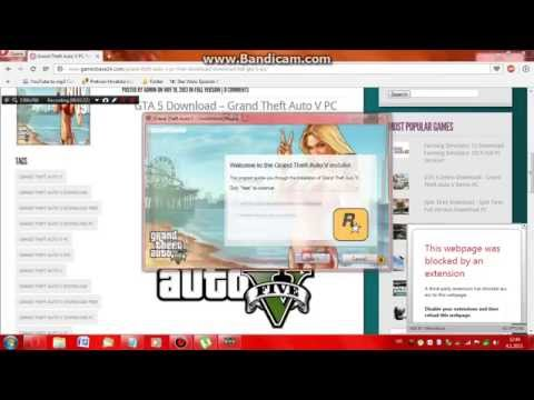How To Download GTA V For Pc Full 2015,KEYGEN AND LINKin The Discription