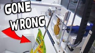WINNING ON KEYMASTER - Gone HORRIBLY Wrong...    Arcade Games