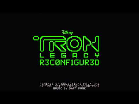 Daft Punk & Com Truise - Tron: Legacy Reconfigured - 10 - Encom Part 2 [HD]