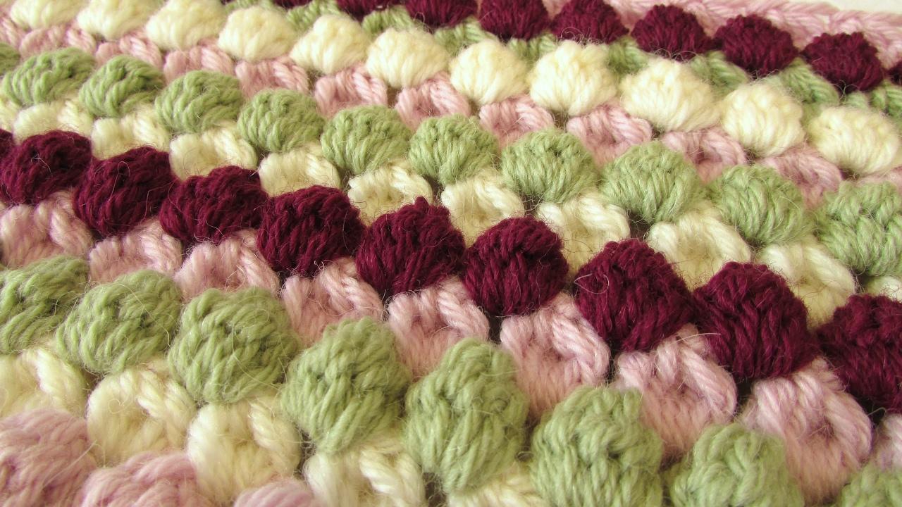 Very easy crochet bobble stitch blanket afghan tutorial youtube very easy crochet bobble stitch blanket afghan tutorial bankloansurffo Choice Image