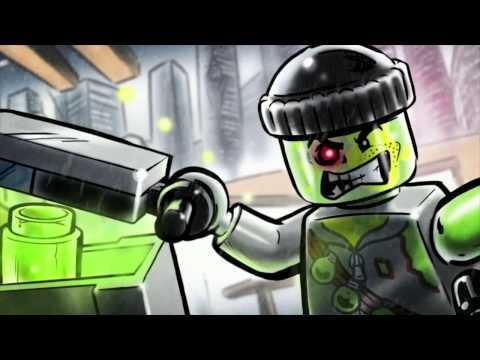 LEGO Ultra Agents - Missionsauftrag, September 2, 2014 - LEGO  - xNYpwVeJaWE -