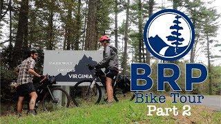 Blue Ridge Parkway Bike Tour: Part 2