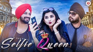 Selfie Queen (Video Song) – Inder Nagra